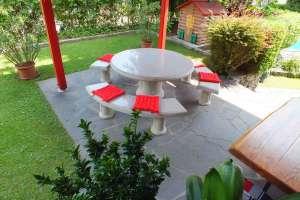 Terrasse zum gemütlichen Zusammensitzen - © Appartementhaus Altersberger