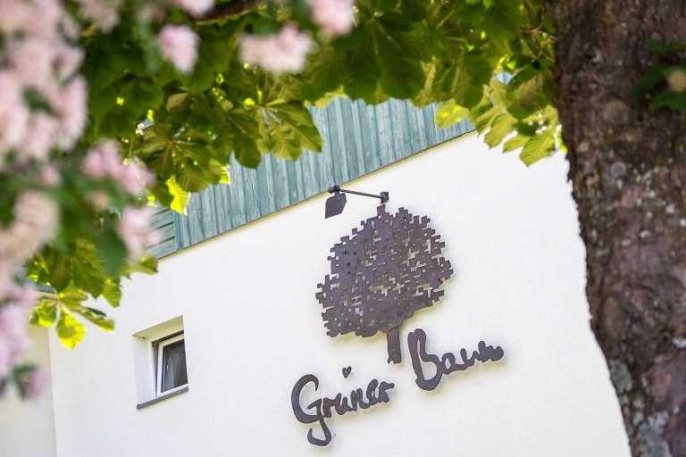 """Ferienwohnungen """"Grüner Baum"""" - © as1.at"""