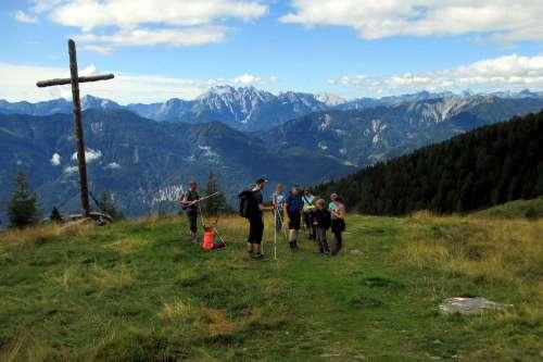 Familienwanderung zur Mokarspitze - © www.seehauswinkler.at