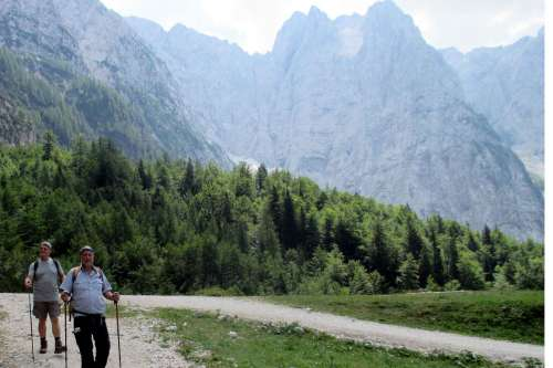 Wanderung Lago di Fusine - © www.seehauswinkler.at