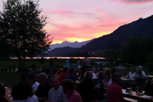 Grillfest beim Seehaus Winkler - © www.seehauswinkler.at