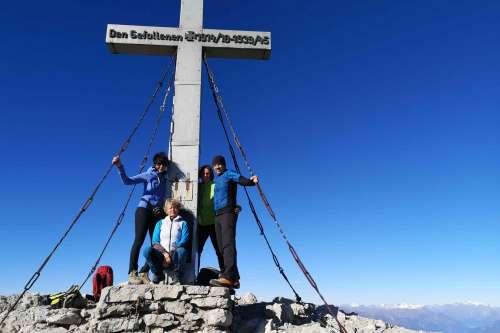 Gipfelwanderung zum Hochstadel - © www.seehauswinkler.at