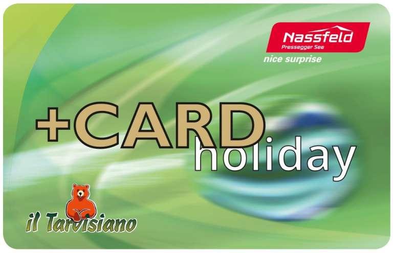 +CARD holiday Nassfeld Hermagor Pressegger See - © www.ferienwohnung-plozner.at