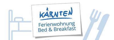 Logo - K;ärnten Bed and Breakfast
